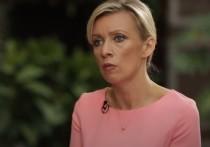 Представитель российского МИД Мария Захарова указала на попытку проводить «абсолютно неуместные параллели» между усилиями России по борьбе с коронавирусом и «не имеющей никаких оправданий террористической активностью запрещенной в РФ организации «Исламское государство»