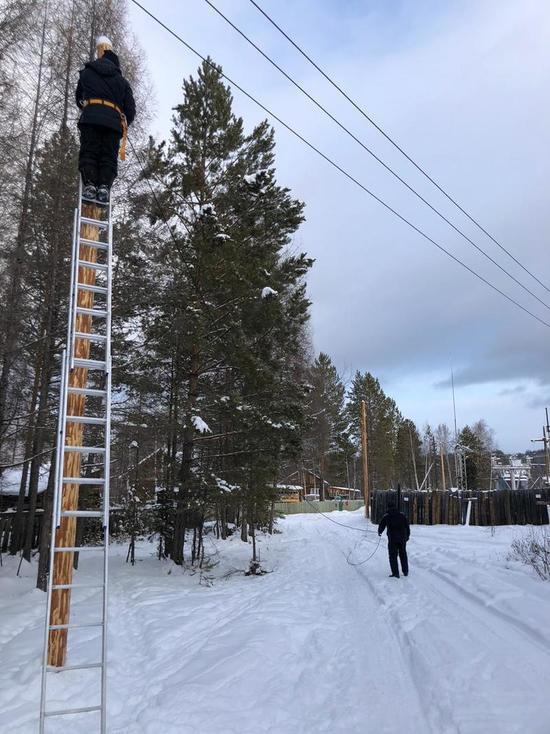В село Хатыстыр Алданского района Якутии пришел высокоскоростной интернет