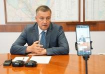 Губернатор считает, что Иркутская область достойна большего