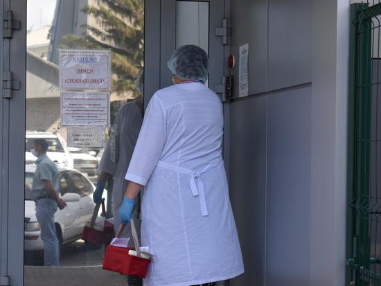 На передовой борьбы с COVID-19: как алтайский Диагностический центр работает в пандемию