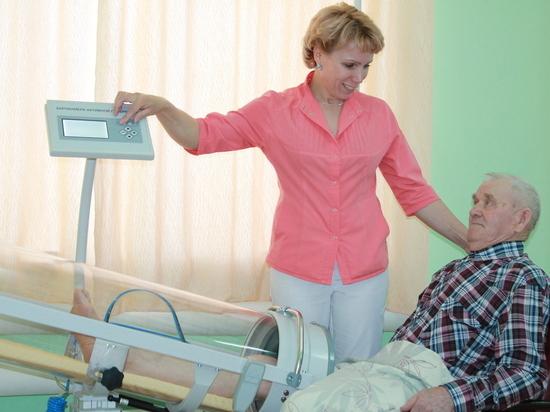 Алтайский краевой госпиталь для ветеранов войн: сохраняя самое ценное
