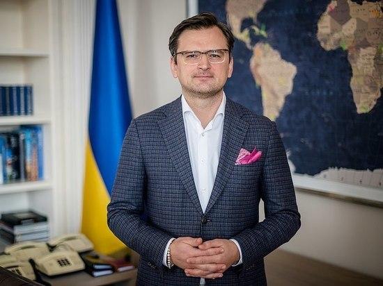 Глава МИД Украины пообещал лично поднять украинский флаг в Симферополе
