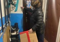 Алексей Ситников подарил 5-летней девочке из Салехарда электромотоцикл