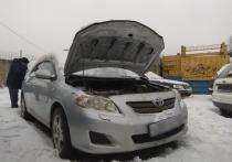 В Костроме нашли автомобиль, сделанный в Японии и украденный в Рязани
