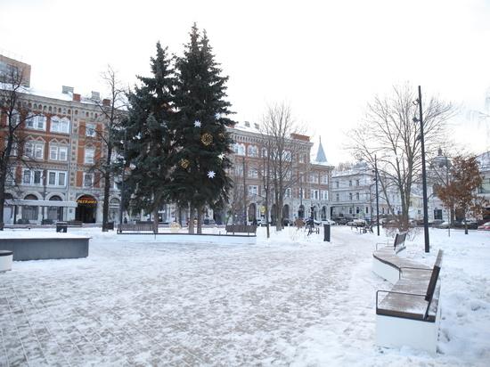 Три новых сквера открыли после ремонта в Нижнем Новгороде