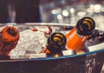 Новогодне-рождественские дни – настоящий бенефис шампанского