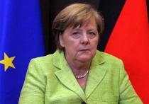 Меркель признала 2020 год наиболее трудным за 15 лет власти