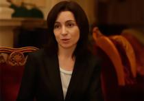 Президент Молдавии выразила готовность приехать в Россию