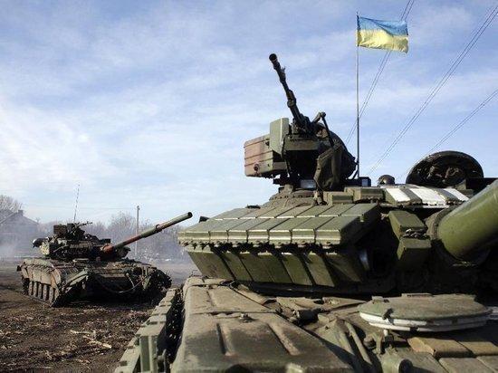 ВСУ подтянули тяжелую артиллерию: «Пионы» и «Гиацинты»