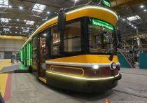 Презентован ретро-трамвай, который будет ездить в Екатеринбурге