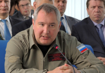 Рогозин объяснил водкой патент «Роскосмоса» на гагаринское «Поехали»