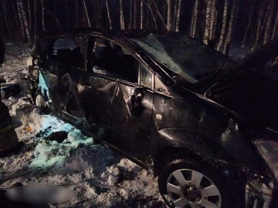 15-летняя девочка погибла в ДТП в Тверской области