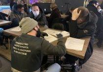 Шесть баров и ресторанов оштрафовали в ходе «новогоднего» рейда