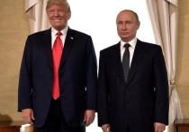 Путин и Трамп стали самыми упоминаемыми в российских СМИ персонами