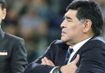 Аргентинская футболистка объявила себя дочерью Марадоны