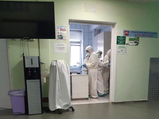 В Якутии за сутки установлено 178 новых случаев заражения COVID-19