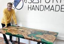 Украшения из дерева тюменского предпринимателя популярны на мировом рынке