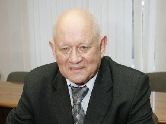 Скончался знаменитый томский профессор Феликс Тарасенко