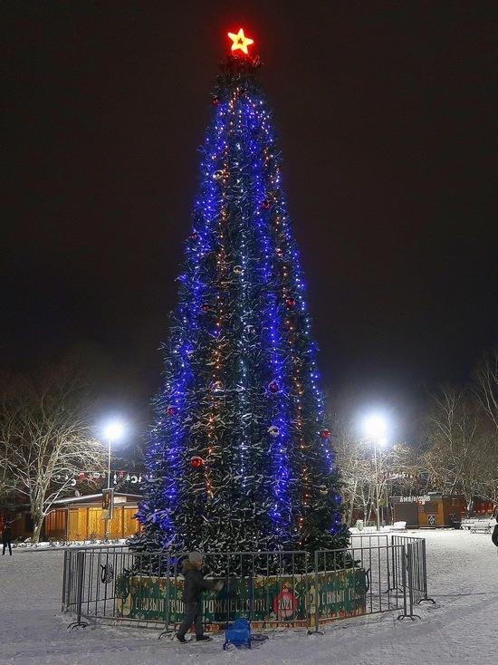 Новогодняя ночь в Железноводске прошла без происшествий