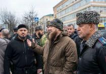 Ответственность за нападение в Чечне взяла на себя террористическая организация