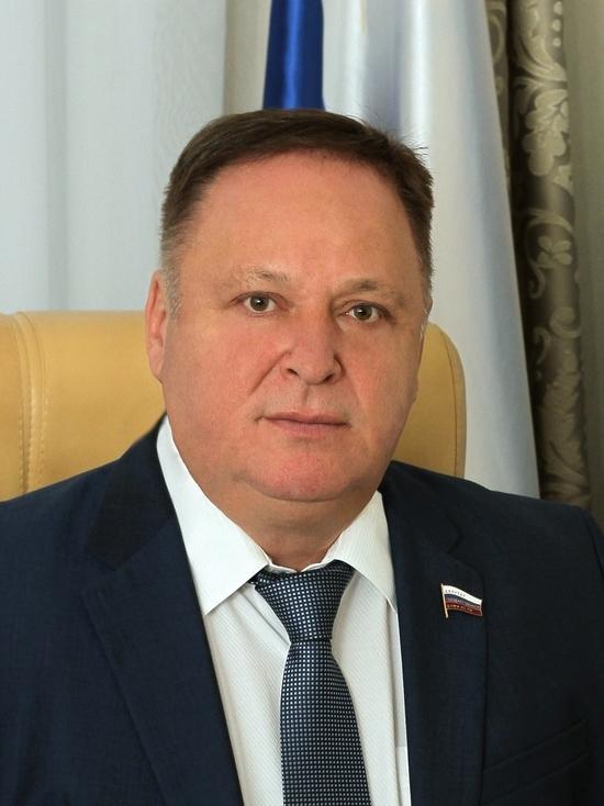 Новогоднее поздравление Олега Валенчука