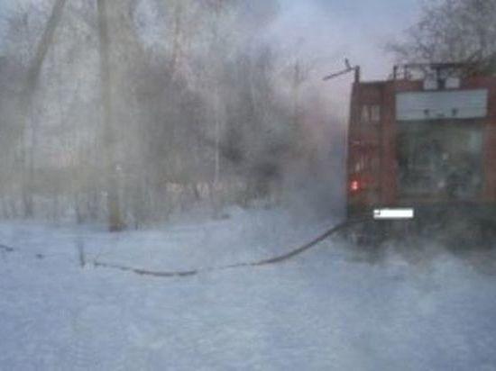 В Новый год в пожарах погибли четыре жителя Омской области