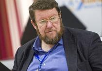 Политолог Евгений Сатановский прокомментировал в Telegram новогоднее поздравление украинского президента Владимира Зеленского, призвавшего Крым и Донбасс отказаться от московского времени и воссоединиться с Украиной
