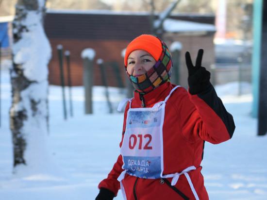 Сахалинские бегуны сразились за четвертинку медали