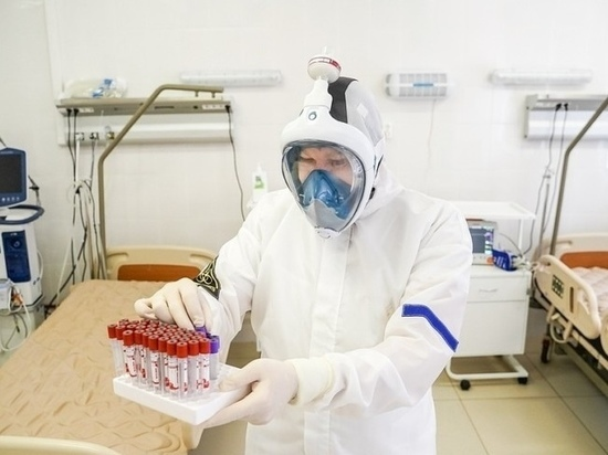В Якутии за сутки установлено 175 новых случаев заражения COVID-19