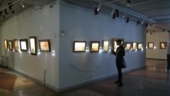 Никас Сафронов рассказал о плазмоидах в Оренбургском музее ИЗО