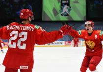 Молодежная хоккейная сборная России в матче 1/4 финала обыграла команду Германии и вышла в полуфинал молодёжного чемпионата мира 2021 года по хоккею. Матч завершился со счётом 2:1 в пользу сборной России.