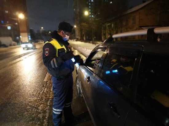 За сутки на дорогах Тверской области поймали больше 30 пьяных водителей