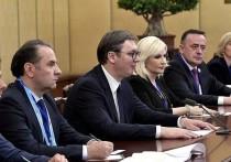 В Сербии заявили о незаконной прослушке президента Вучича