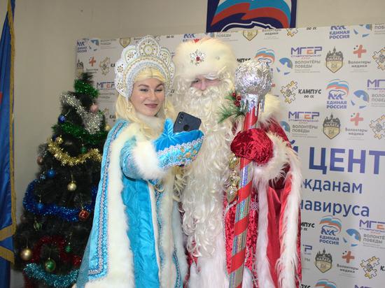 Мастерскую Деда Мороза открывают на Ставрополье