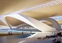 В Москве решили построить гигантский бассейн для серфинга