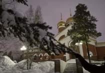 Подготовка к Рождеству: храм Ноябрьска сформировал расписание богослужений