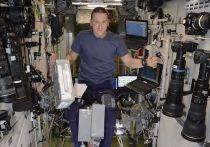 Космонавт-блогер показал Красноярск с борта МКС