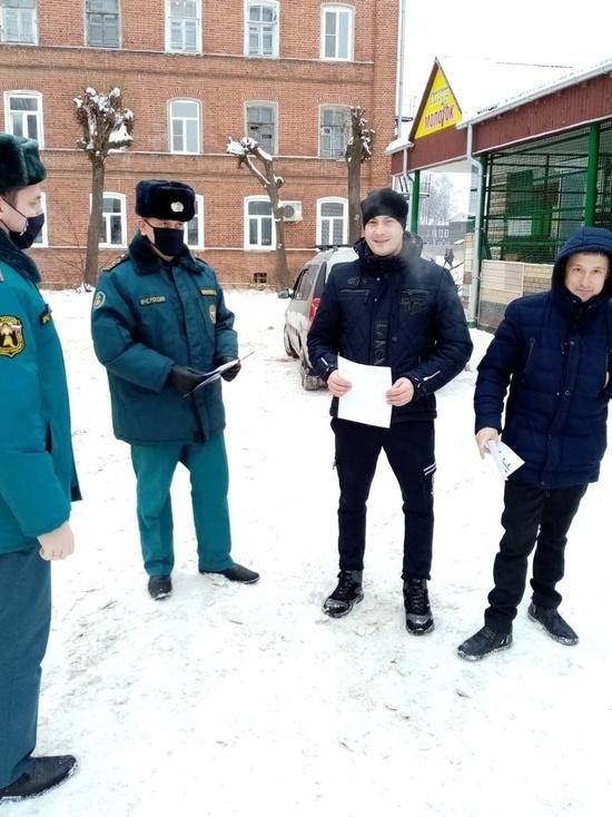 В Ивановской области проводится операция «Тонкий лед»