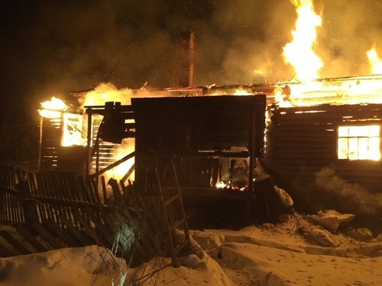 Утром в Иванове 34 человека тушили пожар