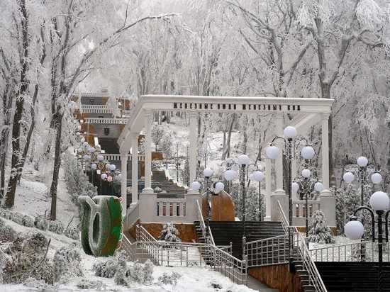 В Железноводске весной начнётся обустройство «Медвежьей тропы»