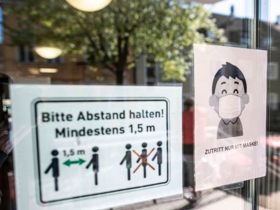 Германия: Режим жёсткого карантина продлится до конца января