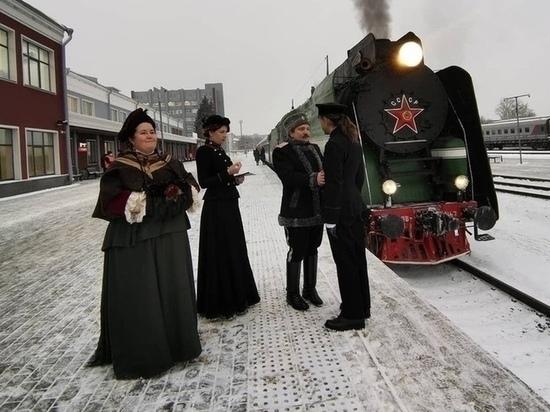 На «Русское Рождество» пустили дополнительные ретропоезда, но билетов уже нет