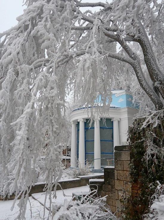 В Железноводске после реставрации открылся старейший бювет курорта