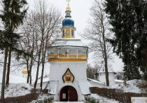 Рождественские богослужения пройдут в храмах Псково-Печерского монастыря