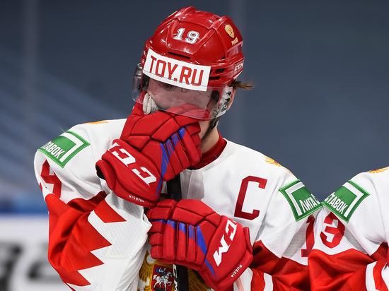 Молодежная сборная России по хоккею проиграла в полуфинале канадцам (0:5)