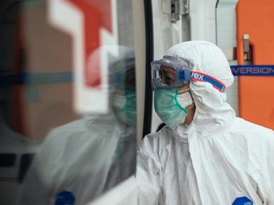 В Петербурге за сутки подтверждено 75 смертей от коронавируса