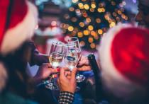 Продолжительные новогодние праздники располагают к ежедневным застольям с алкогольными напитками