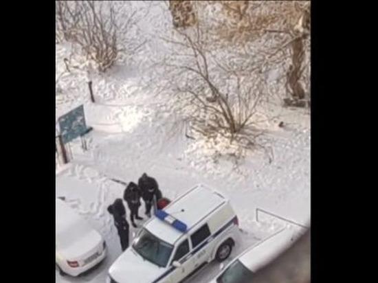 В городке Нефтяников полицейские задержали липовых сотрудников «Горгаза»