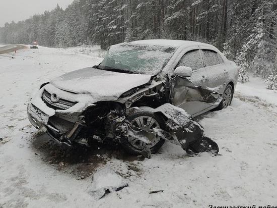 На дорогах Марий Эл в четырех ДТП пострадали семь человек