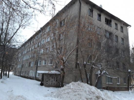 В Кирове результате пожара погибли двое